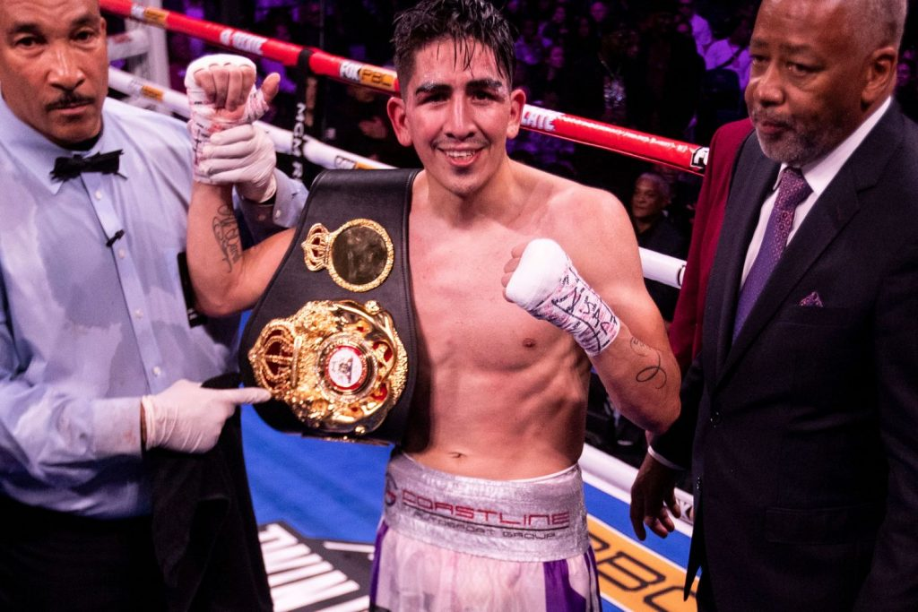 """Santa Cruz 1024x683 - Leo Santa Cruz On Gervonta Davis Showdown: """"If I Get Him Tired Then He's Not Going To Have Any Other Choice But To Quit"""""""