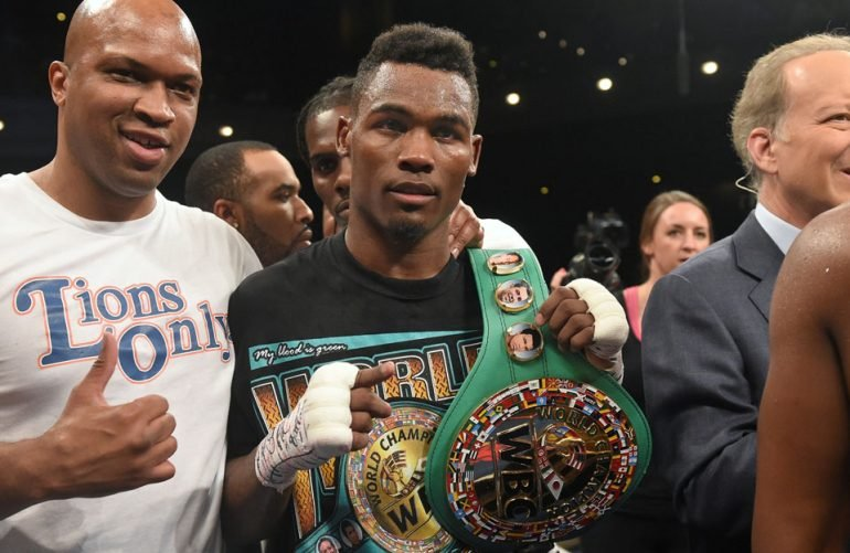 Derrick and Jermell - Trainer Derrick James Backs Jermell Charlo Over Jeison Rosario