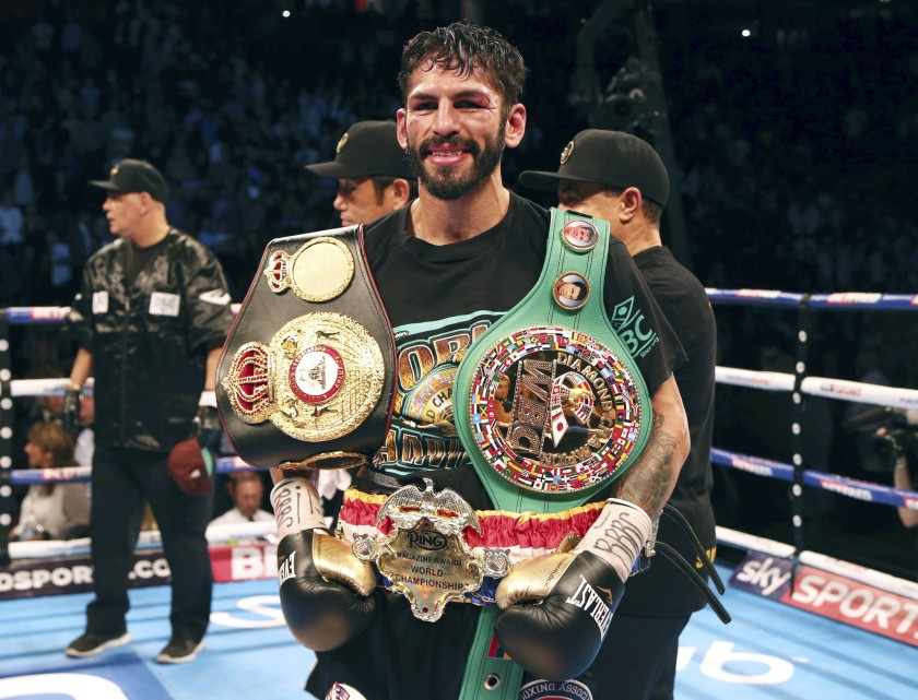 "Jorge Linares - Jorge Linares Criticizes Ryan Garcia: ""At 21, I Was Crowned World Champion"""