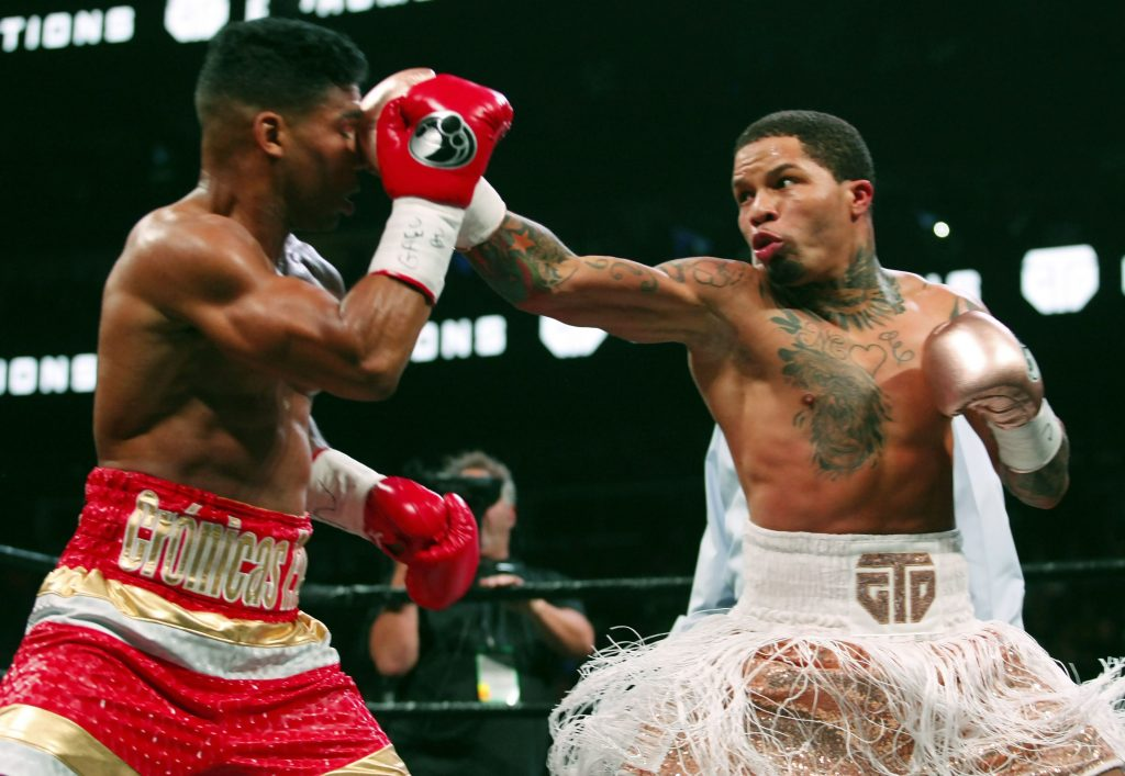 "Gervonta 1024x707 - Gervonta Davis Isn't Worried About Leo Santa Cruz Wanting To Play It Safe Early On: ""Most Don't Last To The Second Half Of The Fight"""