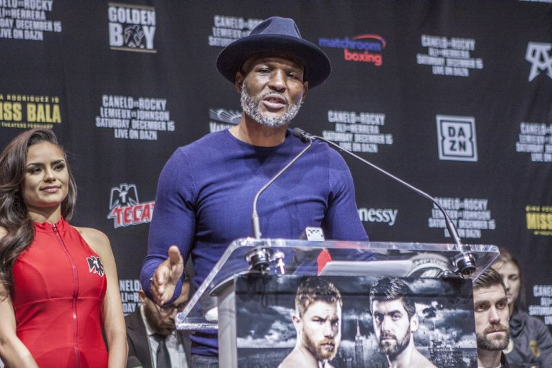 """Bernard Hopkins: """"Look At Canelo As Being In Preseason, Jermall Charlo The One I'm Interested In"""""""