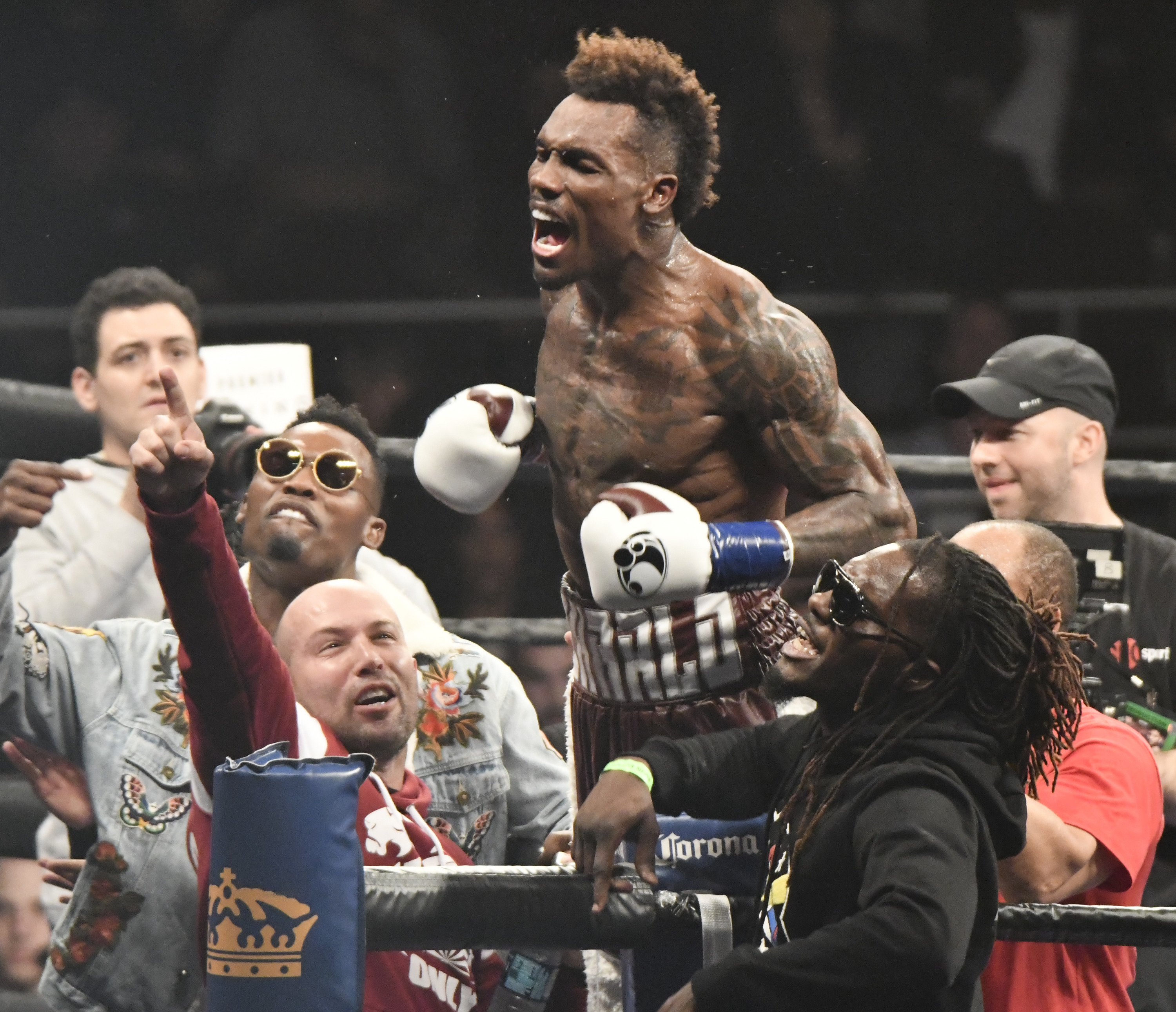 """Jermall Charlo 1 - Jermall Charlo: """"I'm The Best In The World"""""""