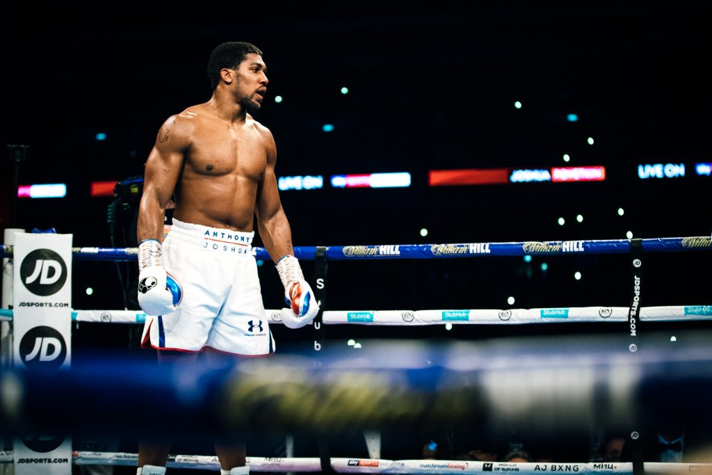 Anthony Joshua 1 - Joshua-Pulev Set For December 12th