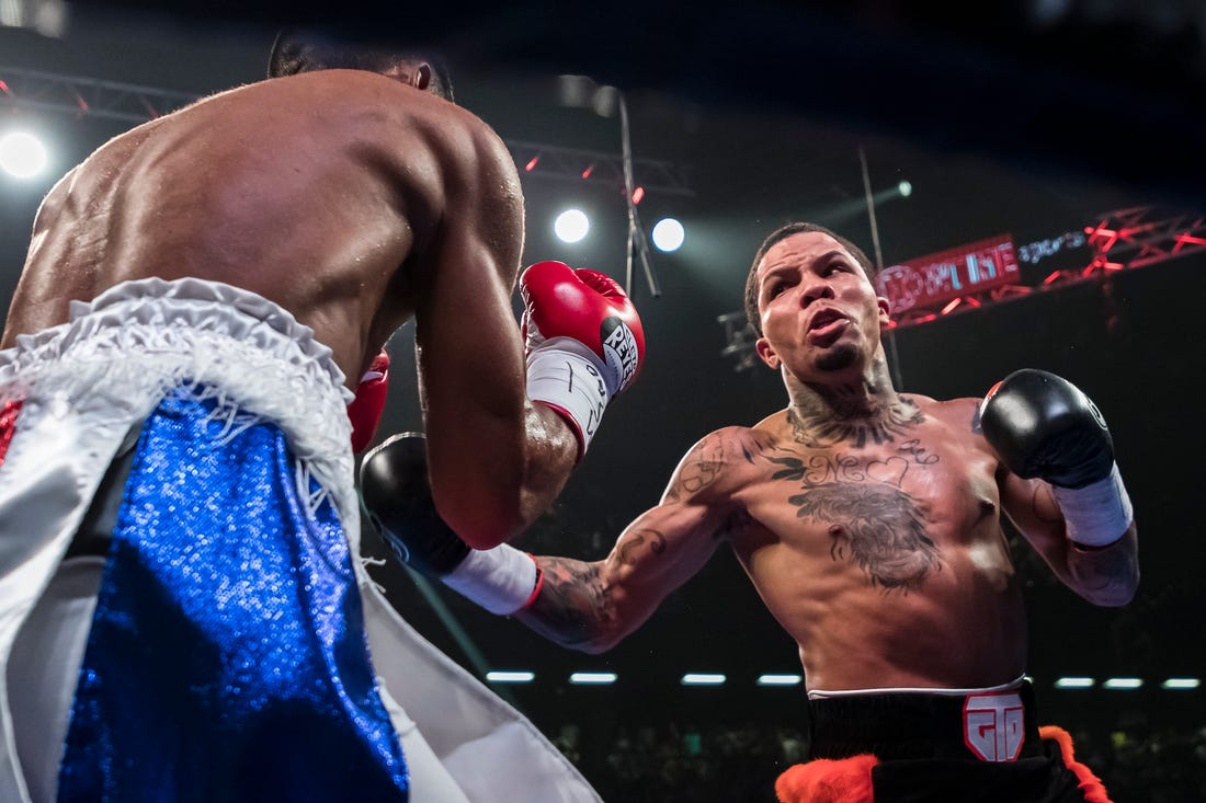 """Gervonta Davis: """"I'm Definitely Going To Make The Weight, I Really Didn't Like Fighting At 135"""""""