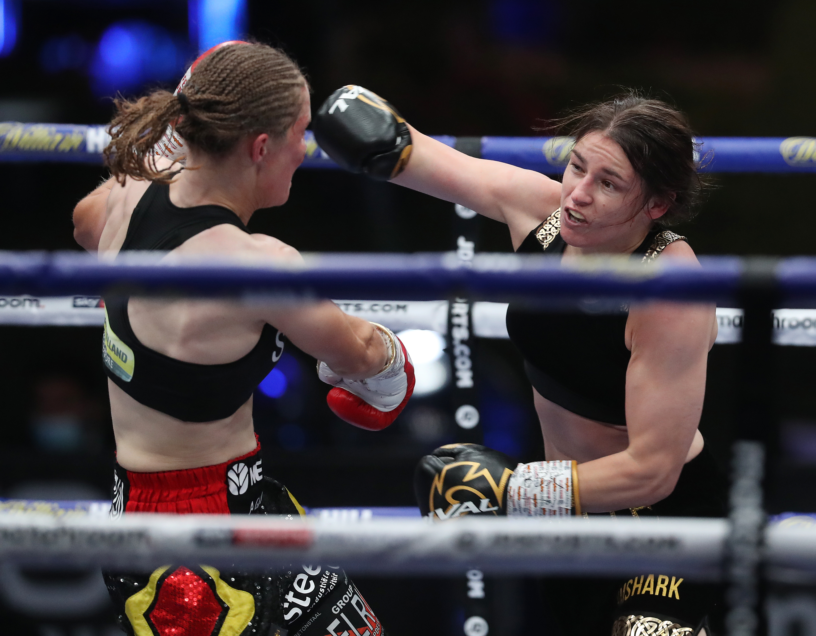 IMG 7088 - MatchRoom Boxing Results: Katie Taylor Ends Rivalry with Delfine Persoon With Unanimous Decision Victory