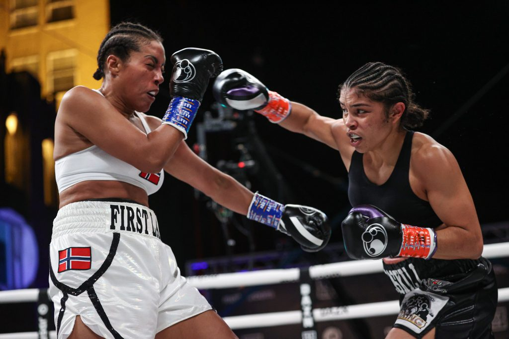 Three Takeaways: It's an Incredible Stretch for Women's Boxing