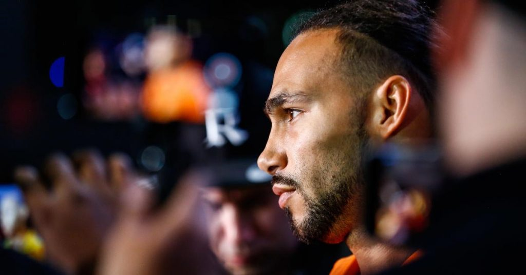 """Keith Thurman: """"When It Comes To Anybody On This Side Fighting A Bud Crawford, I Just Think Crawford Needs To Get Away From Bob"""""""
