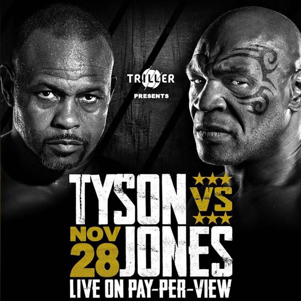 """Tyson Jones 1 1024x1024 - Ryan Kavanaugh, Co-owner Of The Triller App, Sets The Record Straight On Tyson vs Jones Jr: """"There Could Be A Knockout And There Will Be One Winner"""""""