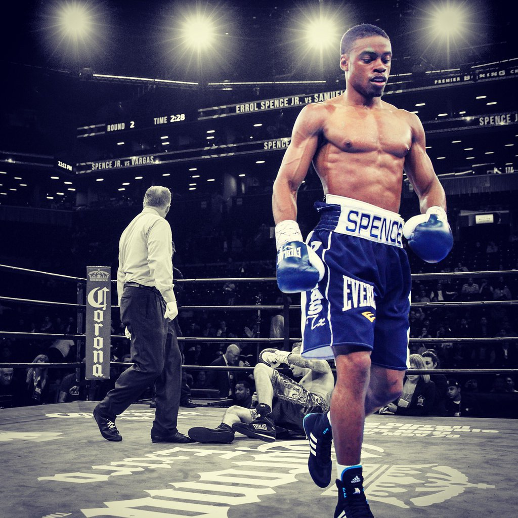 "spence - Errol Spence Jr: ""I Didn't Want Any Tune Up, I'm Still The Top Dog"""