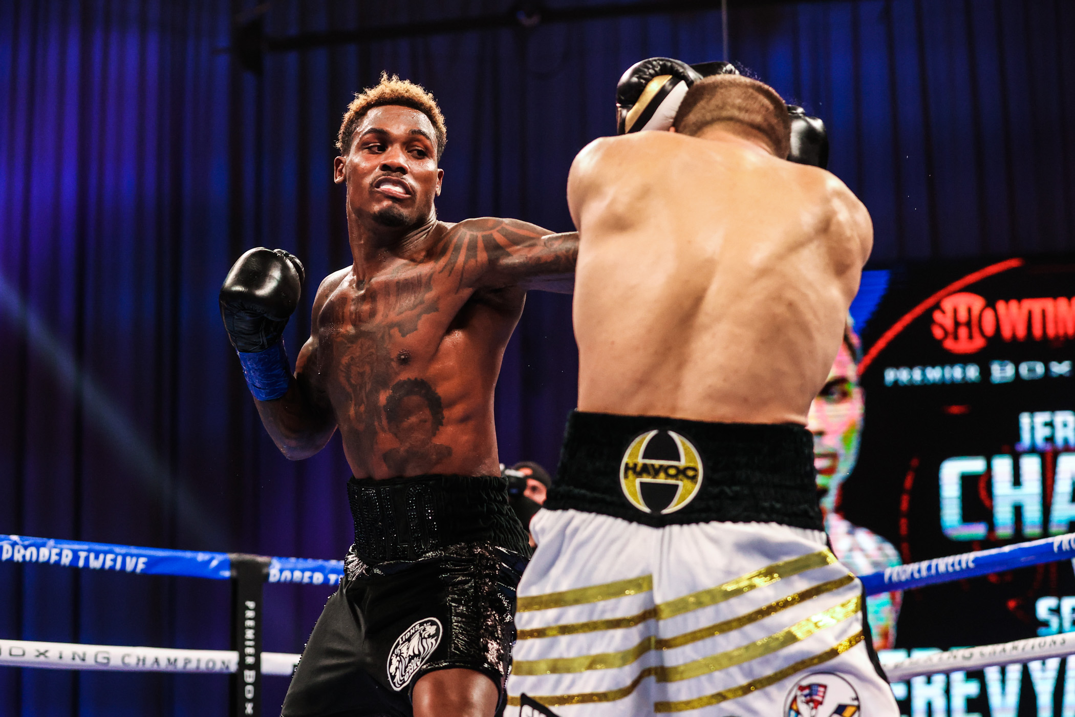 Charlo1 - Charlo Decisions Derevyanchenko In Exciting Bout