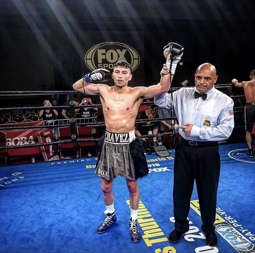 Chavez - ESPN+ Boxing Results: Anthony Chavez Jumps Back In The Win Column Against Adan Gonzalez