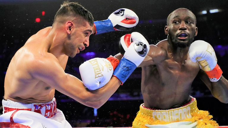 "CrawfordKhan - Terence Crawford: ""I'm Never Going To Get The Just Due"""