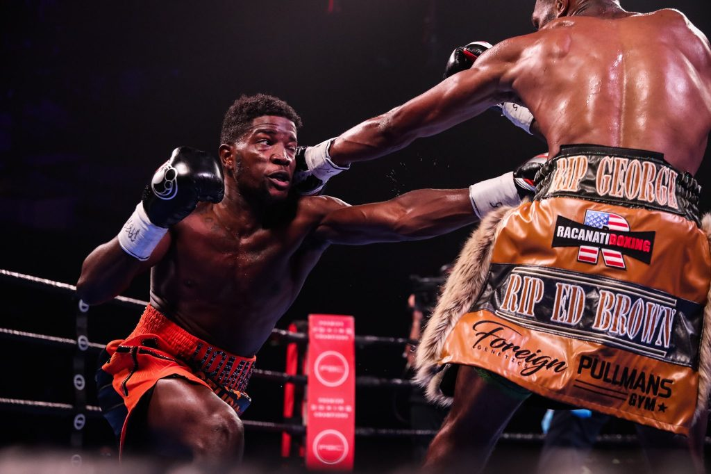 E Lubin - Erickson Lubin Eyeing Matchups With Jarrett Hurd And Julian Williams If No Charlo Rematch Says Head Trainer