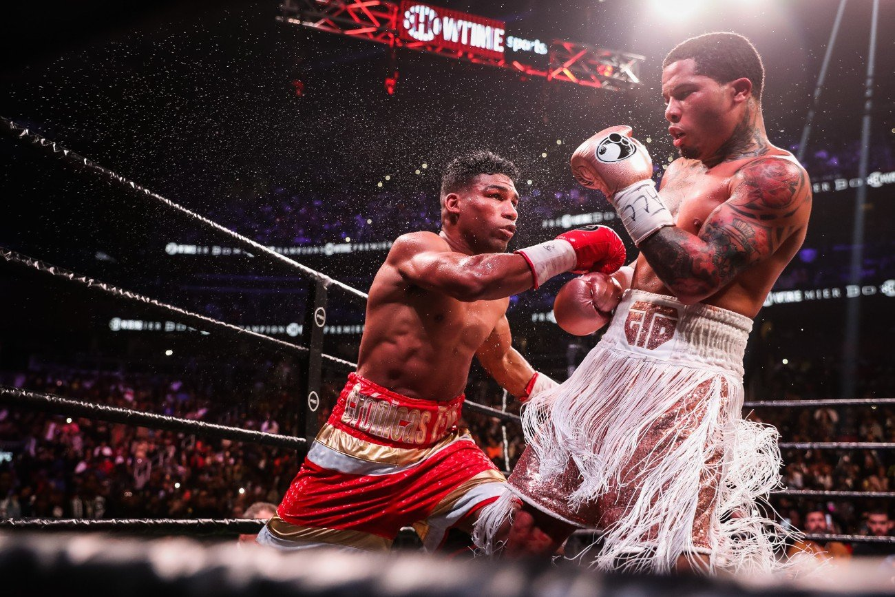 Devin Haney And Yuriorkis Gamboa Agree To Fight Term's