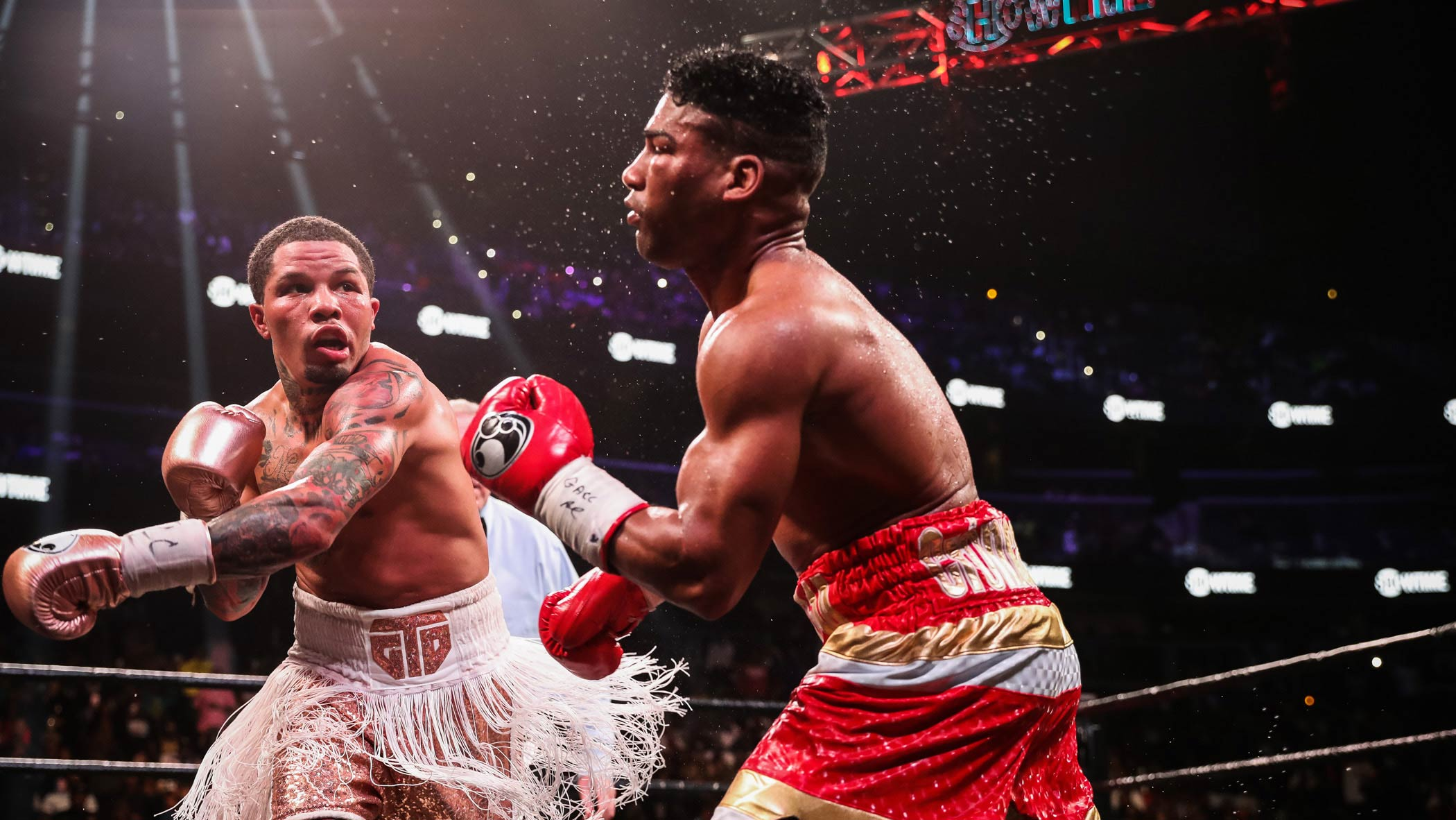 "Gervonta  - Gervonta Davis Not Interested In Gary Russell Jr. But Says He's Ready For Vasiliy Lomachenko: ""I Think It's Probably Time"""