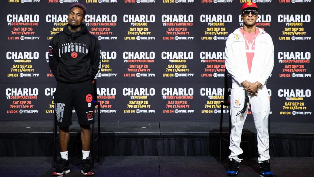 Jeison vs Charlo 1024x576 - Jermell Charlo vs Jeison Rosario Weigh-In Results