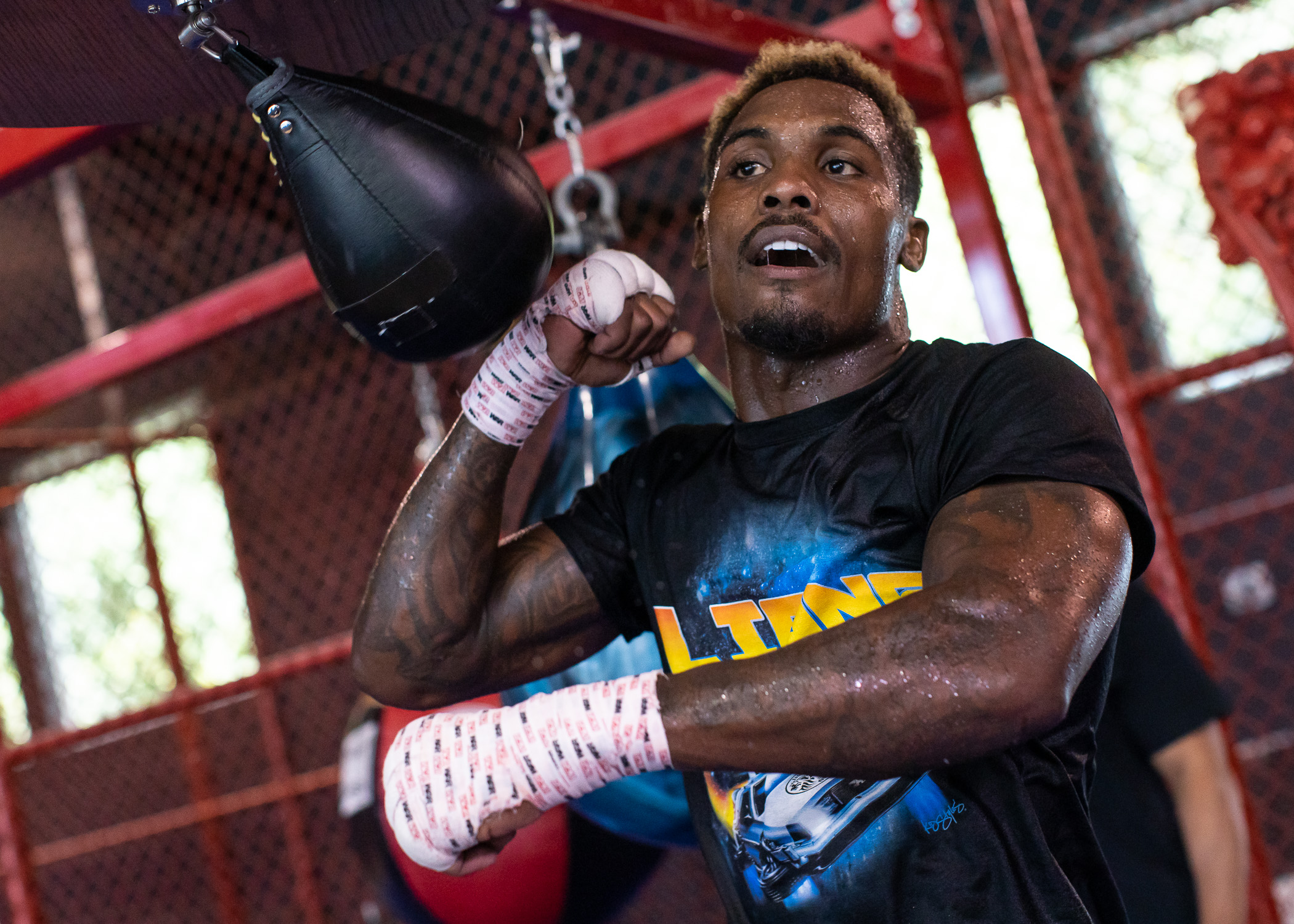"Jermall Charlo sept 14 12 - Jermall Charlo: ""I Know That It's My Time To Shine"""