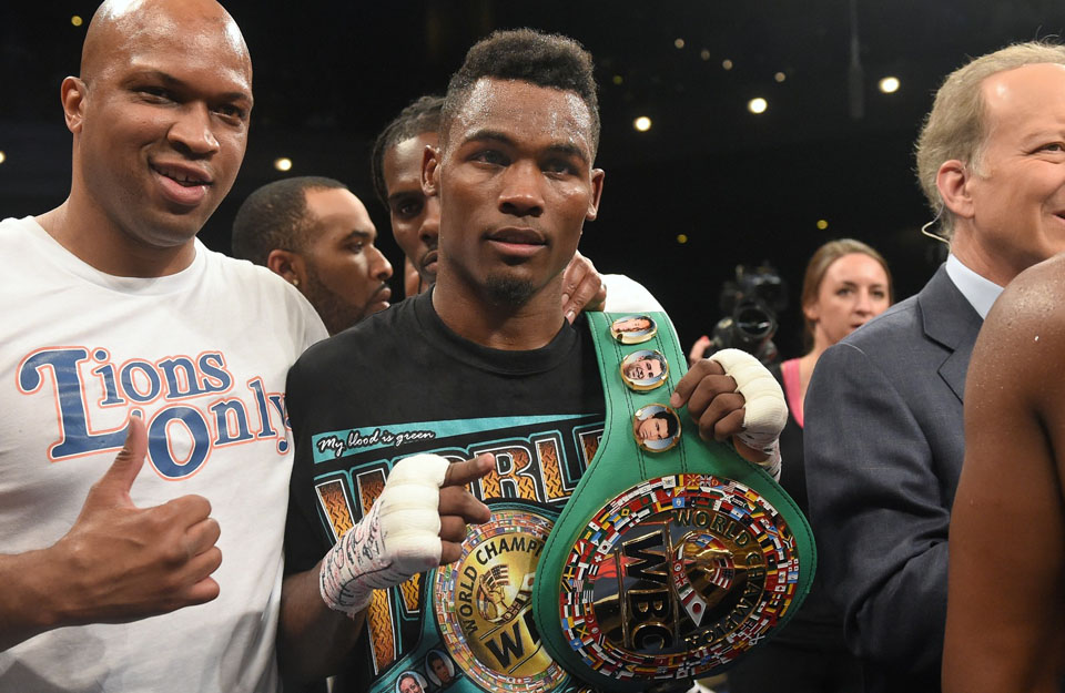 """Jermell and Derrick - Showtime's """"Charlo Doubleheader"""" Pay Per View Preview"""