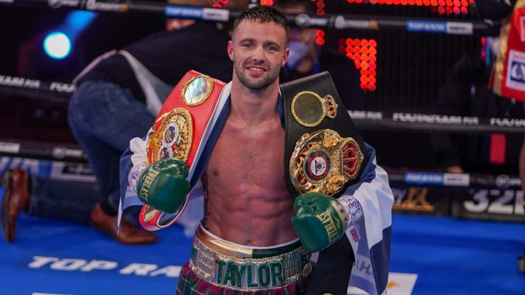 Josh Taylor 1 1024x576 - European Notebook: Boxing Overseas Full Recap