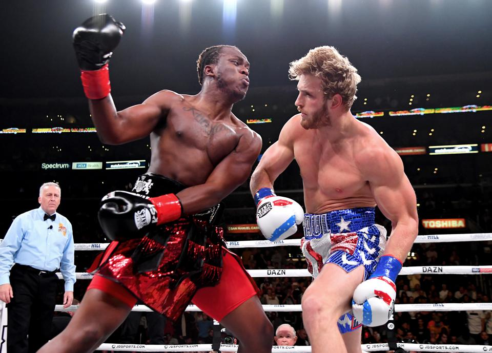 """KSI - KSI On Floyd Mayweather vs Logan Paul Rumors: """"Why Would Mayweather Want To Fight Second Best When He Could Just Easily Fight The Best?"""""""