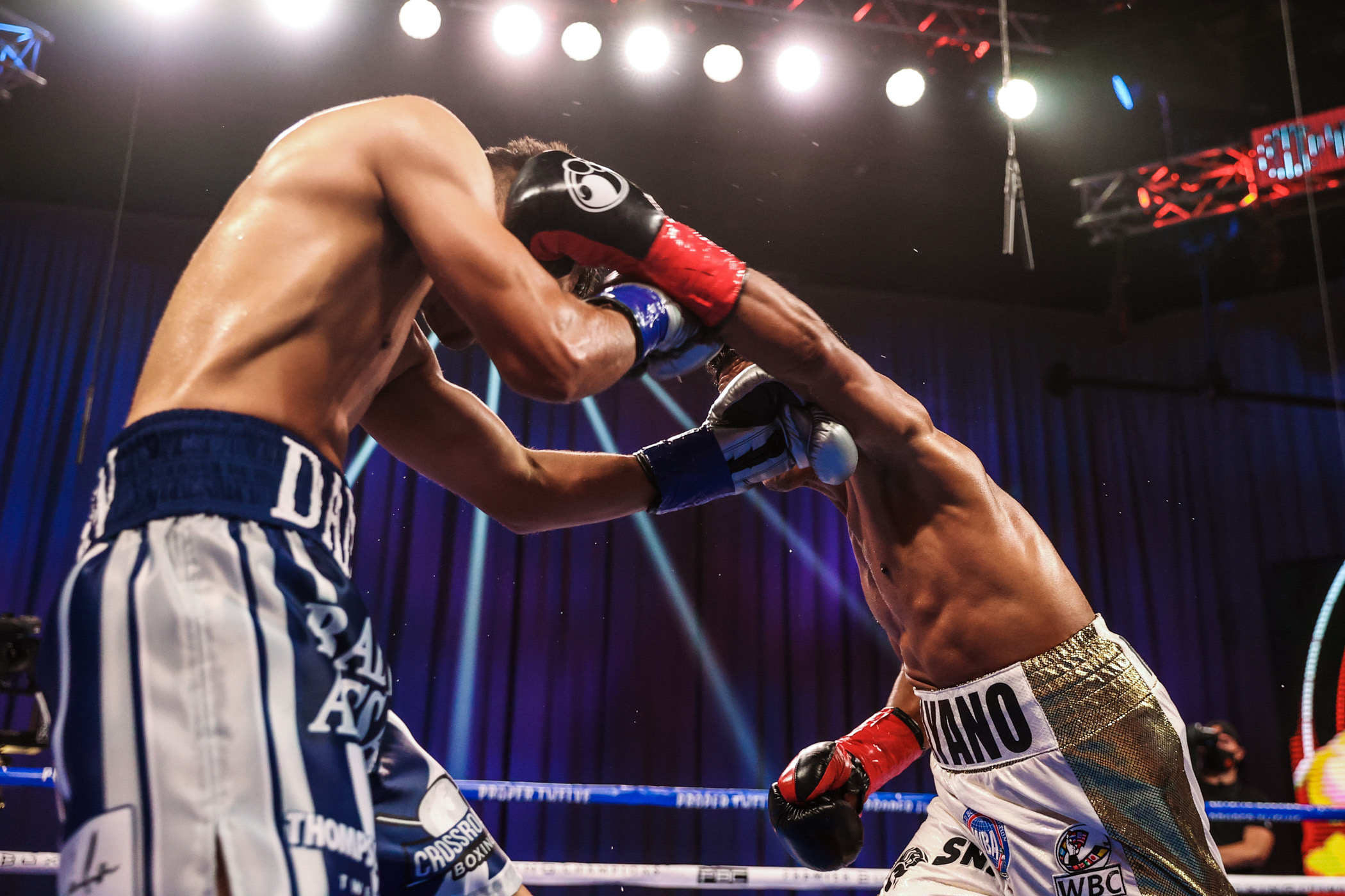 Payanp - Charlos Brother's Pay Per View Results: Roman Bests Payano On The Cards
