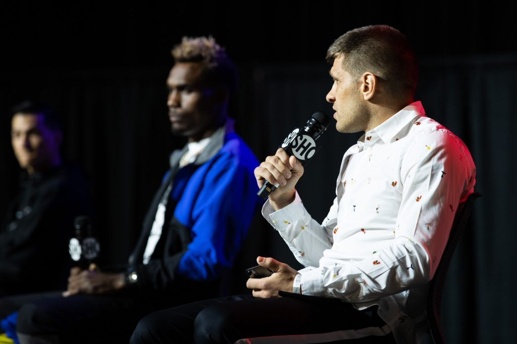 """SHO Charlo Doubleheader Presser 030 1024x683 - Charlo Brothers Eager To Highlight Saturday's PPV Card: """"Now Is Our Time."""""""