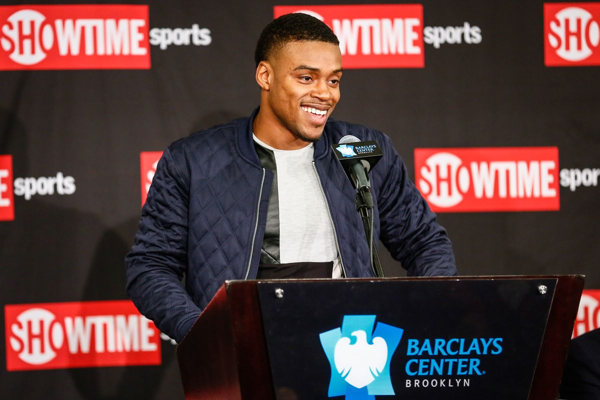 "Spence Jr - Errol Spence Jr. Not Particularly Worried About What Danny Garcia Brings To The Table: ""Danny Just Has One Gear"""