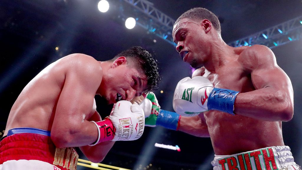 "Spence vs Mikey 1024x576 - Errol Spence Jr. Not Particularly Worried About What Danny Garcia Brings To The Table: ""Danny Just Has One Gear"""