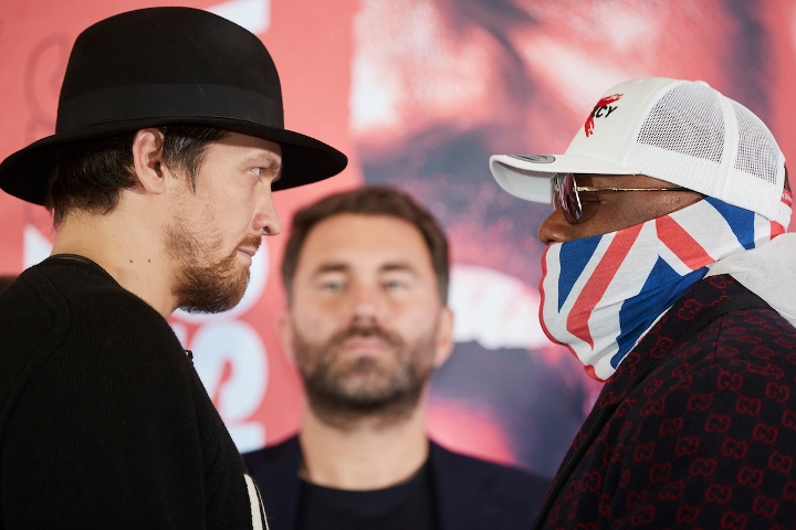 Usyk vs Chisora - Oleksandr Usyk vs Dereck Chisora: All Questions Will Be Answered October 31st
