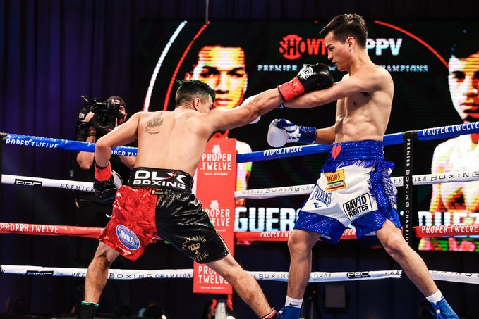 Vasquez - Charlo Brother's Pay Per View Results: Figueroa Stops Vasquez