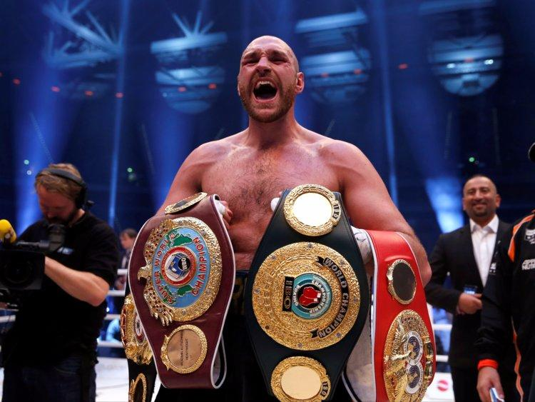fury - Fury-Wilder 3 Reportedly Moved From December 19th Date
