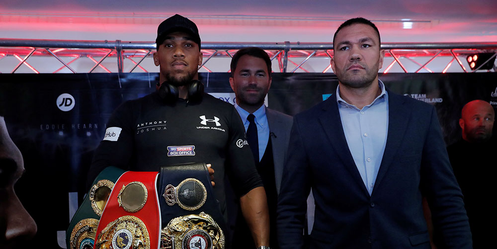 AJ Web1 - Joshua-Pulev Set For December 12th
