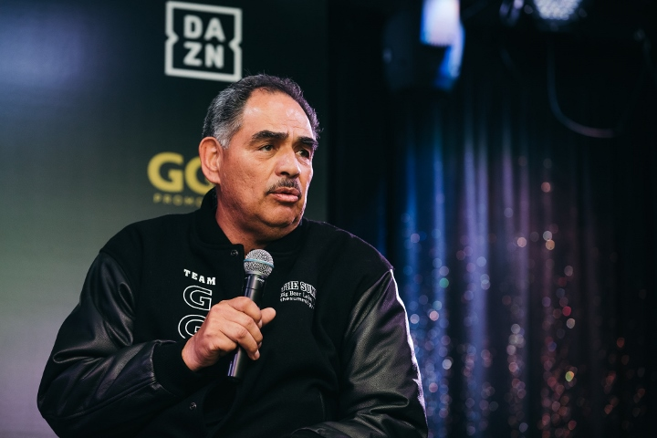 "Abel Sanchez: ""I think that Teofimo Lopez Is The Closet In The Last 30-35 Years To Roberto Duran"""