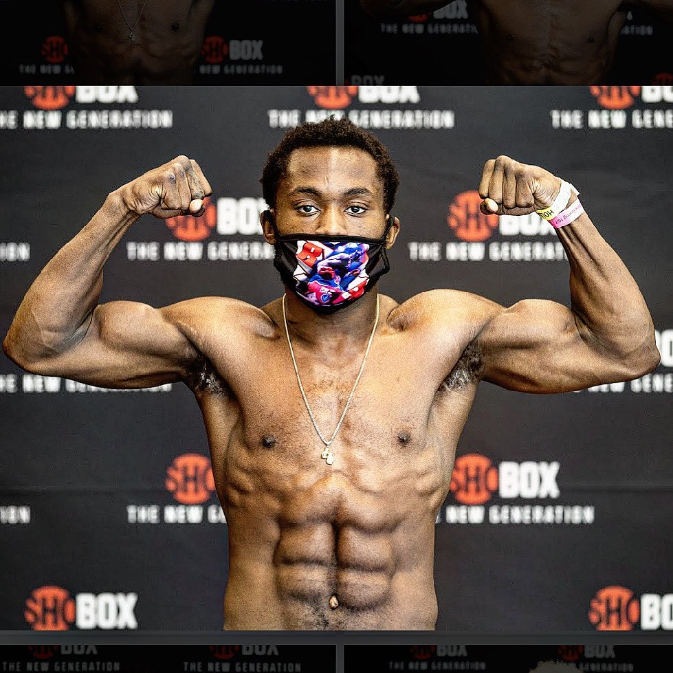 Charles Conell - ShoBox Recap: Conwell Knocks Out Toussaint In Ninth