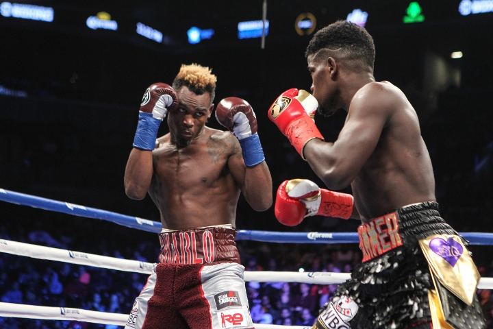 CharloLubin - Erickson Lubin Eyeing Matchups With Jarrett Hurd And Julian Williams If No Charlo Rematch Says Head Trainer