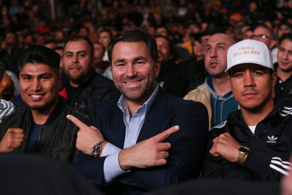 DAZN Launches In Over 200 Countries On December 1st, Offering Garcia vs Campbell and Joshua vs Pulev