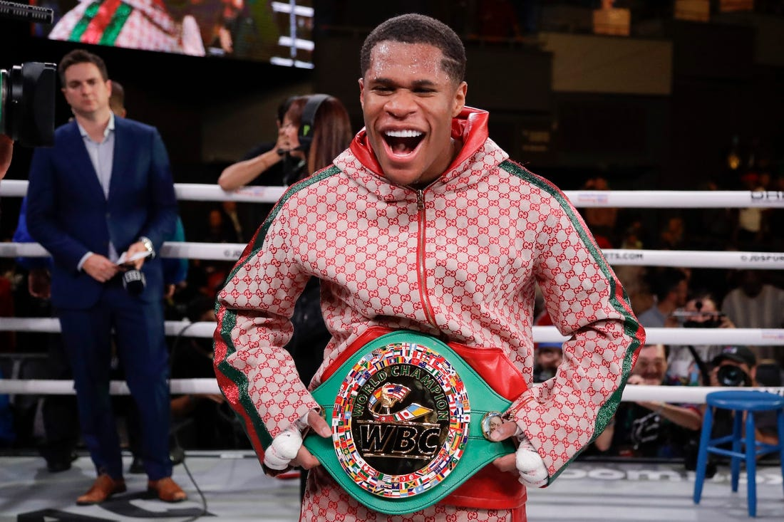 "Devin - Mickey Bey, Trainer Of Devin Haney On Lomachenko vs Lopez: ""The road to undisputed runs through Devin Haney"""