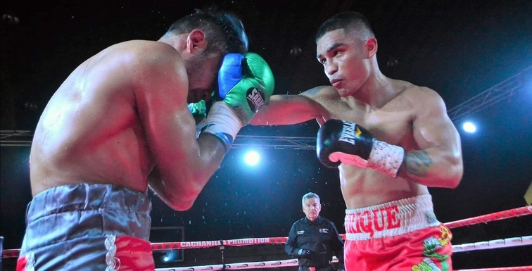 Enrique  - Vasiliy Lomachenko vs Teofimo Lopez Undercard Results: Jose Enrique Durantes Vivas Makes It A Short Night For John Moralde