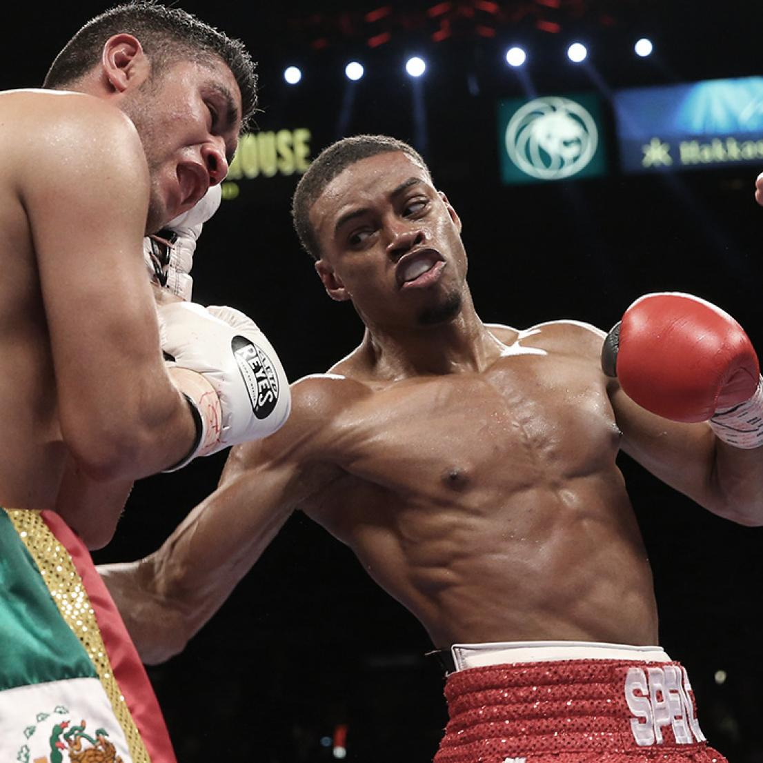 Spence-Garcia Reset For December 5th At AT&T Stadium