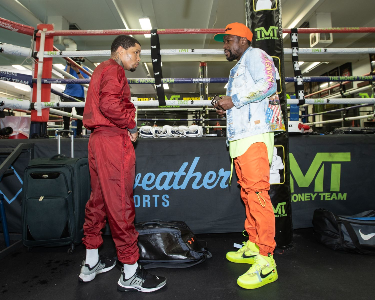 """Floyd Mayweather: Gervonta Davis """"Can Put You To Sleep With Either Hand."""""""