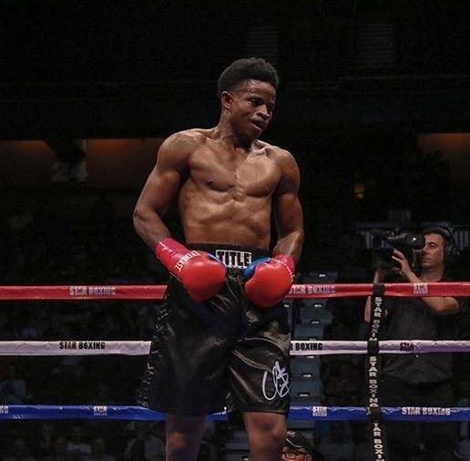 Toussaint - ShoBox Recap: Conwell Knocks Out Toussaint In Ninth