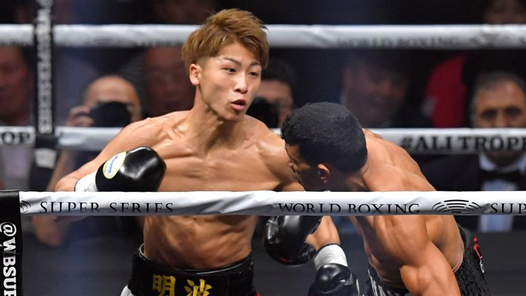 "skysports monster naoya inpoue 4446304 - Naoya Inoue – They Call Him ""Monster"" For a Reason"
