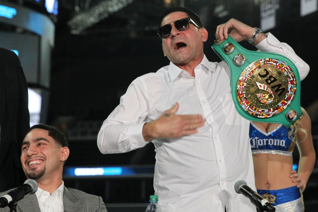 """Angel Garcia - Angel Garcia On Terence Crawford's Performance Against Kell Brook: """"They Act Like He Just Beat Superman"""""""