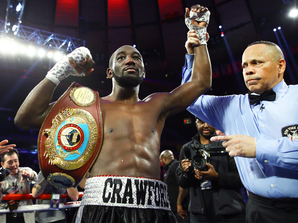 "BUD - Terence Crawford: ""I want Pacquiao, Everything was already 95 percent done"""