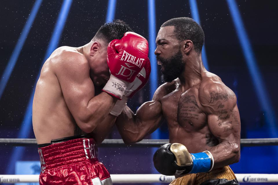 """Gary Russell Jr - Gary Russell Jr On Devin Haney's Recent Performance: """"Jump In That Water With Me And You Will Get Eaten Alive"""""""
