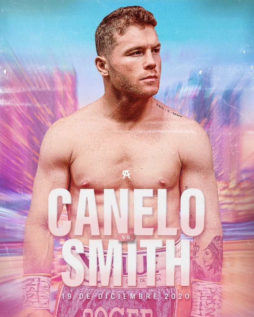IMG 8155 1229x1536 1 819x1024 - Canelo Alvarez – Callum Smith To Go Down At Alamodome December 19th.