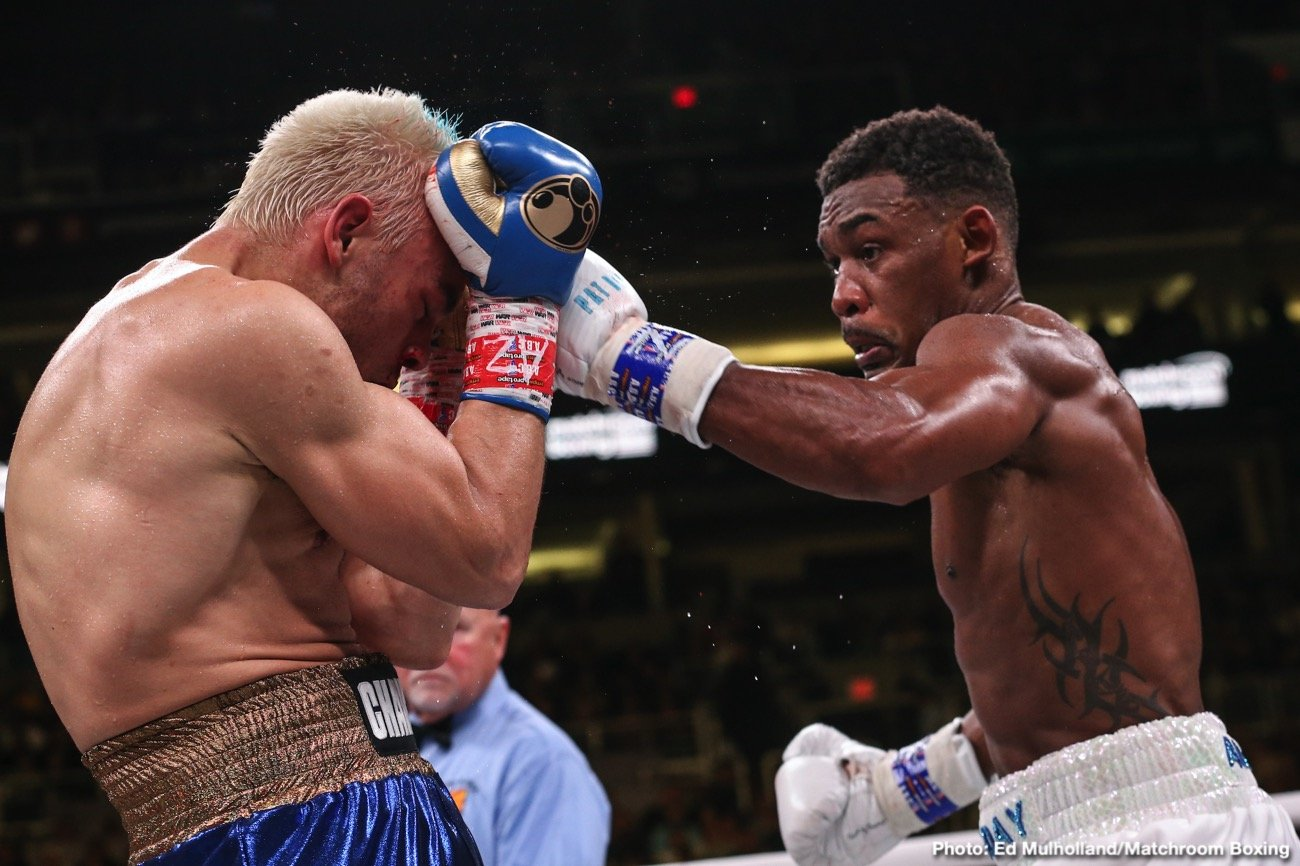 """Daniel Jacobs: """"When Somebody Disrespects You, You Handle It"""""""
