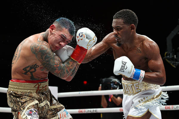 """Daniel Jacobs: """"I want All The Champions In The Super Middleweight Division"""""""