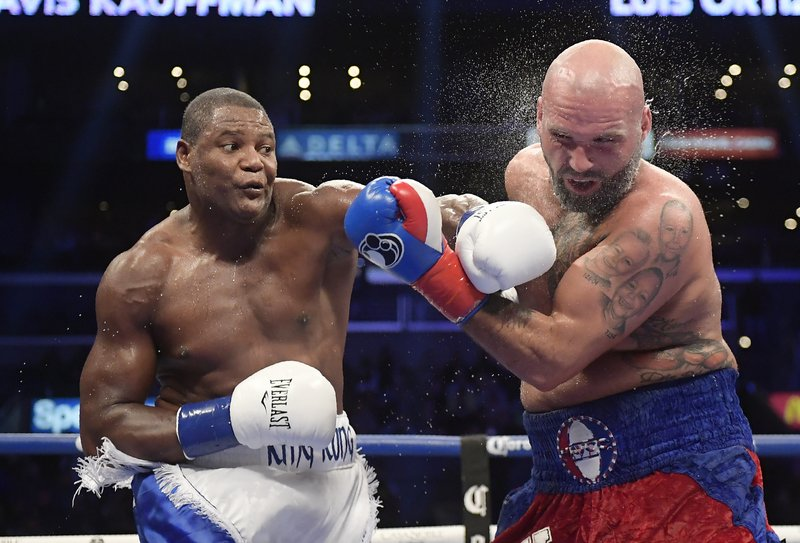"""Luis Ortiz Knows Exactly Who He Wants Next: """"Andy Ruiz, It's Two Fighters Looking For Redemption"""