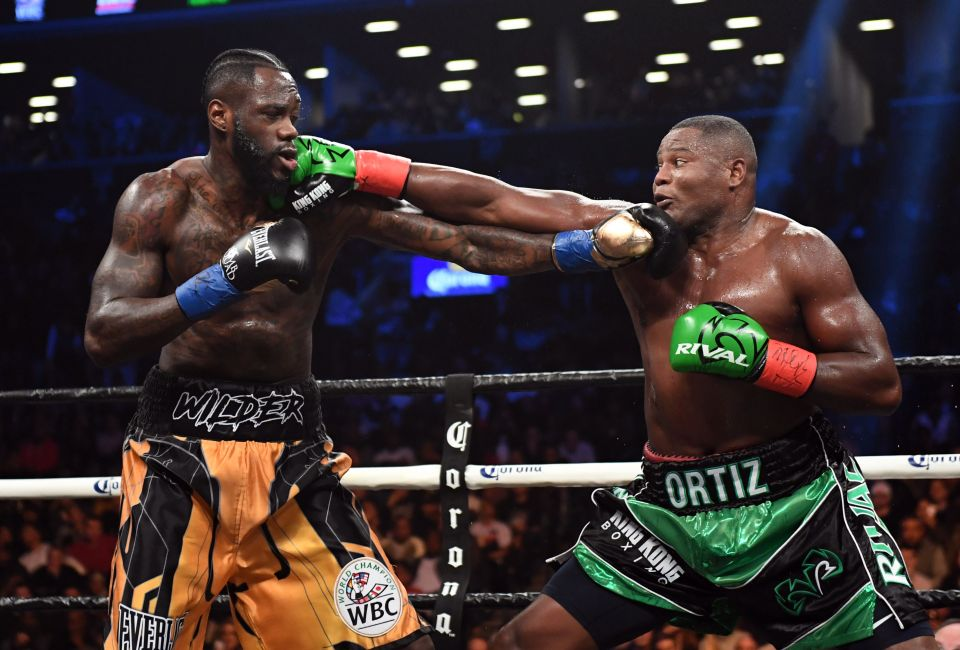"Ortiz vs Wilder - Luis Ortiz Knows Exactly Who He Wants Next: ""Andy Ruiz, It's Two Fighters Looking For Redemption"
